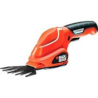 Ножницы аккумуляторные Black&Decker GSL200