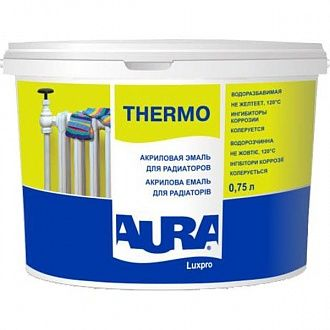 Емаль Aura Luxpro Thermo 0.75 л