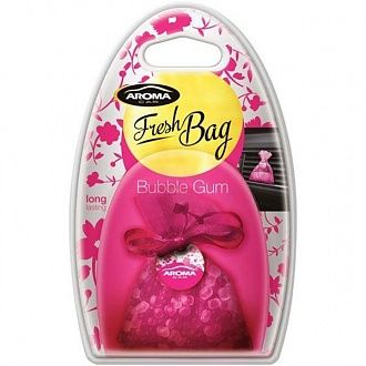 Ароматизатор AromaCar Fresh Bag Bubble Gum 20 г