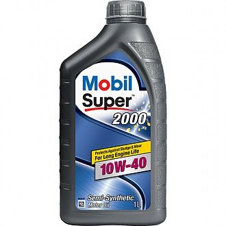 Мастило моторне Mobil Super 2000 10W-40 1 л