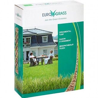 Трава газонна Euro Grass DIY Ornamental по 2.2 кг/к