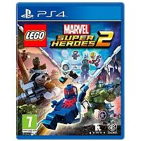 Lego Marvel Super Heroes 2 (PS4) Blu-ray