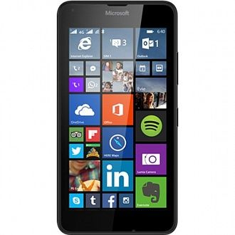 Смартфон Microsoft Lumia 640 black