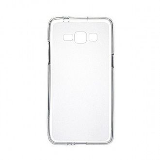 Накладка Drobak Elastic PU для Samsung Grand Prime VE G531H/G530H Clear