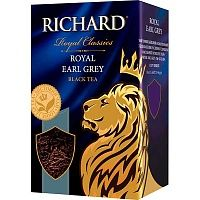 Чай черный Richard Earl Grey 90 г