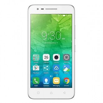 Смартфон Lenovo C2 DS White