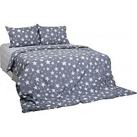 Купити. Комплект постільної білизни двоспальний Underprice Зірковий зігзаг deee425770e60