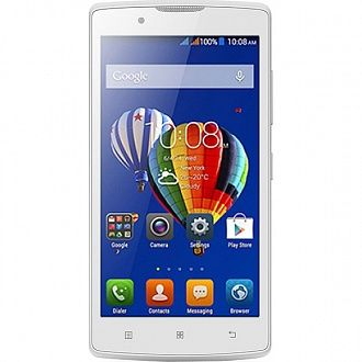 Смартфон Lenovo A2010 DS white