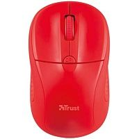 Миша бездротова Trust Primo Wireless Mouse red