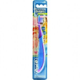 Щетка зубная Oral-B Soft Stages 5-7 л