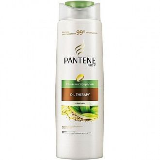 Шампунь Pantene Nature Fusion Oil Therapy 400 мл