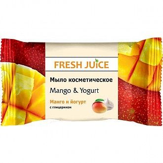 Мыло Fresh Juice Mango and Yogurt 75 г