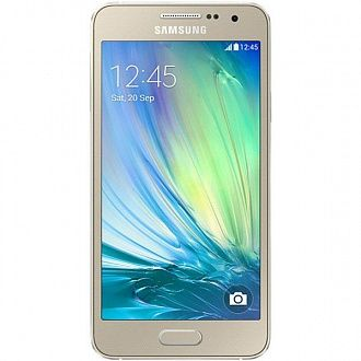 Смартфон Samsung A3 A300H DS gold