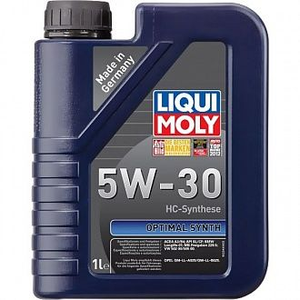 Масло моторное Liqui Moly Optimal HT Synth 5W-30 (39000) 1л