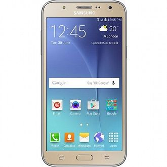 Смартфон Samsung J700H DS gold