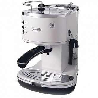 Кофеварка Delonghi ECO 310 white
