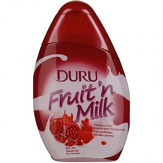 Гель для душу Duru Fruit & Milk Гранат 250 мл