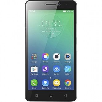 Смартфон Lenovo Vibe P1m DS black