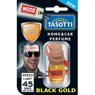 Ароматизатор Таsотті Wood Black Gold Perfume 7 мл