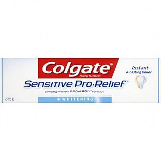 Зубна паста Colgate Sensitive Pro-Relief Відбілююча 75 мл