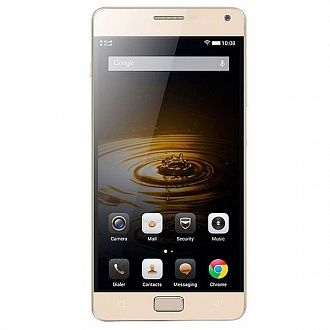 Смартфон Lenovo Vibe P1 DS gold