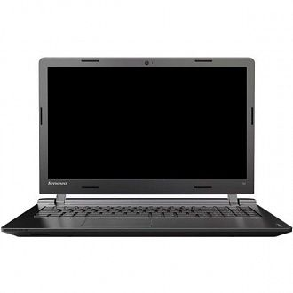 Ноутбук Lenovo 100-15 (80MJ003WUA) black