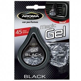 Ароматизатор Sapfire Aroma Car Top Gel Black 921823 10 мл
