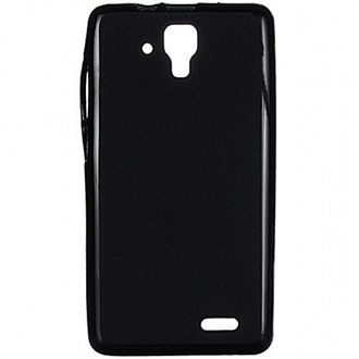 Чехол для смартфона Drobak Elastic PU for Lenovo A536 black