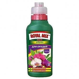 Добриво Royal Mix Aqua для орхідей 0.5 л
