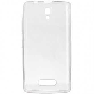 Чехол для смартфона DiGi for Lenovo A2010 TPU clean grid transparent